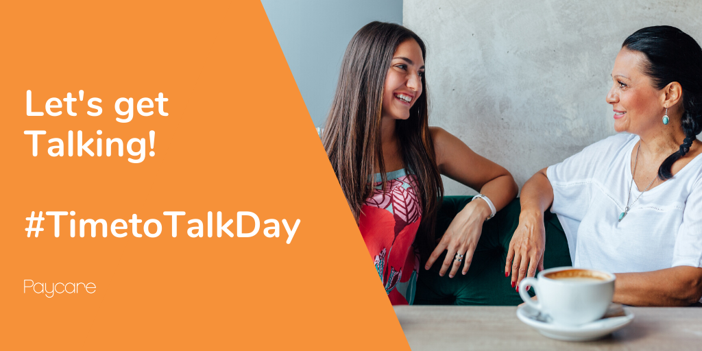 Time to Talk Day